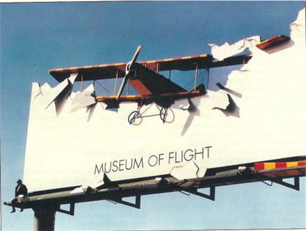 Airplane-Crash-Flight-Museum-Billboard
